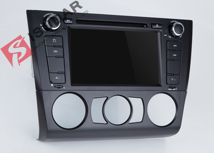 Bluetooth 3G USB BMW DVD GPS Navigation In Dash Cd Dvd Player 256Mb RAM