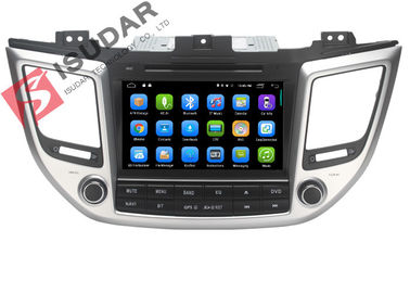 Multi Touch Capacitive 8 بوصة Android Car Stereo، 2015 Hyundai Tucson Dvd Player